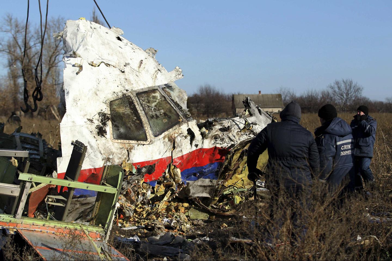 Минобороны России заявило, что сбившая малазийский Boeing ракета принадлежала Украине