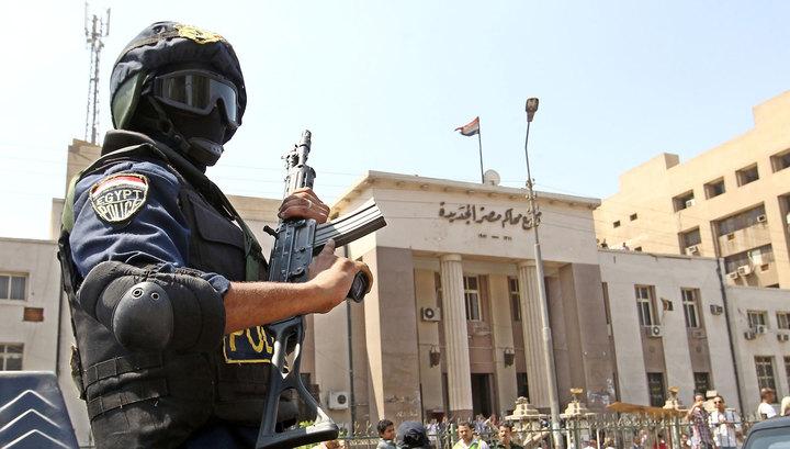 Свидетели сняли видео сместа теракта вцеркви вЕгипте