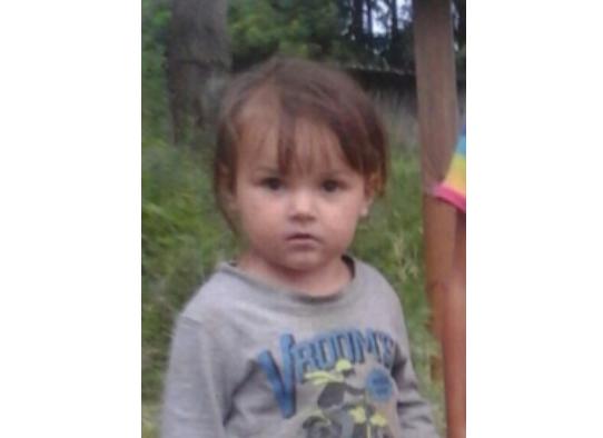 Кузбассовцев просят посодействовать врозыске пропавшей трёхлетней девушки