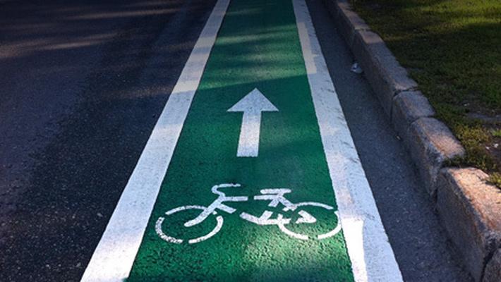 Как сделать велосипедная дорожка 677