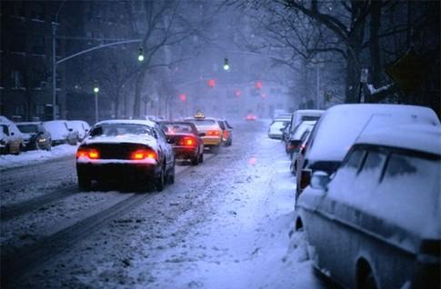 «Снежный апокалипсис» надвигается наКузбасс, предупредили вМЧС