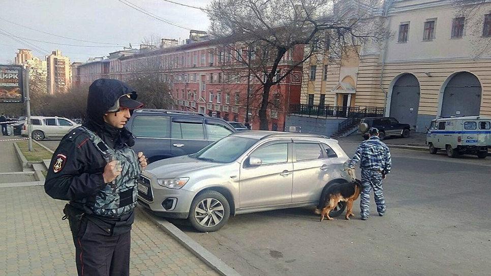 После нападения наприемную ФСБ вХабаровске возбудили дело