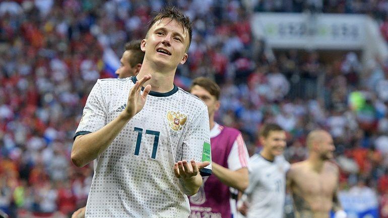 После ЧМ-2018 стоимость игроков сборной РФ подросла на €25 млн