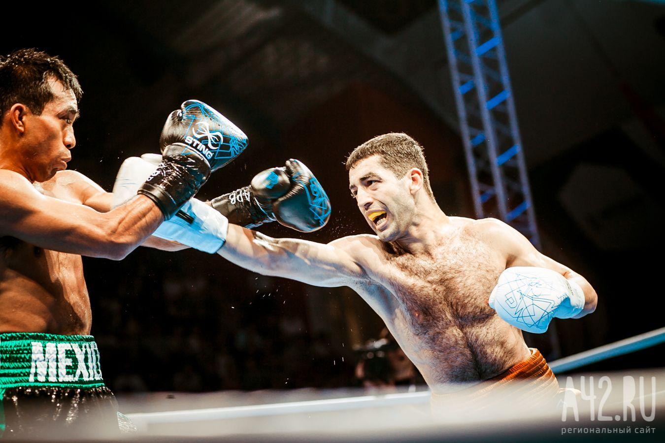 ВКемерове появится Центр бокса всероссийского значения