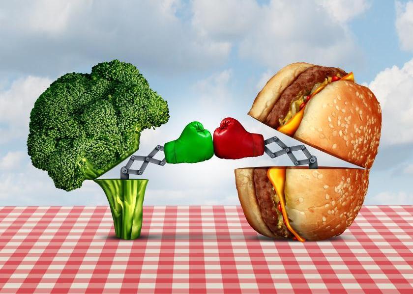 Английские психологи выдумали игру, которая программирует мозг наупотребление здоровой пищи