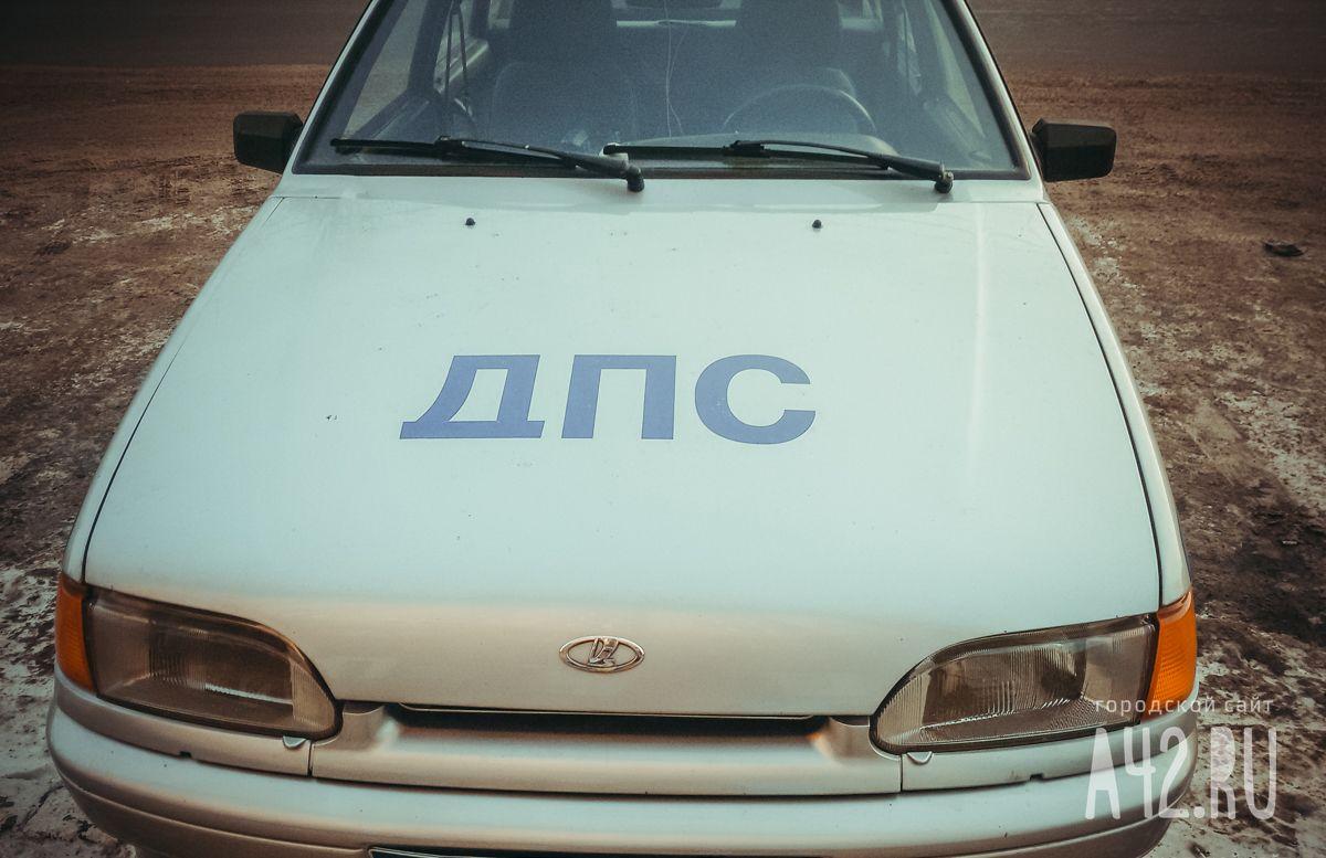 ВКузбассе милиция задержала водителя, сбившего насмерть пешехода вБерезовском