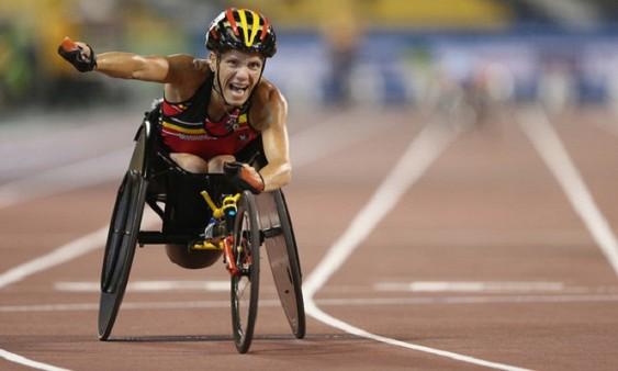 Паралимпийская чемпионка изБельгии сообщила онамерении сделать эвтаназию