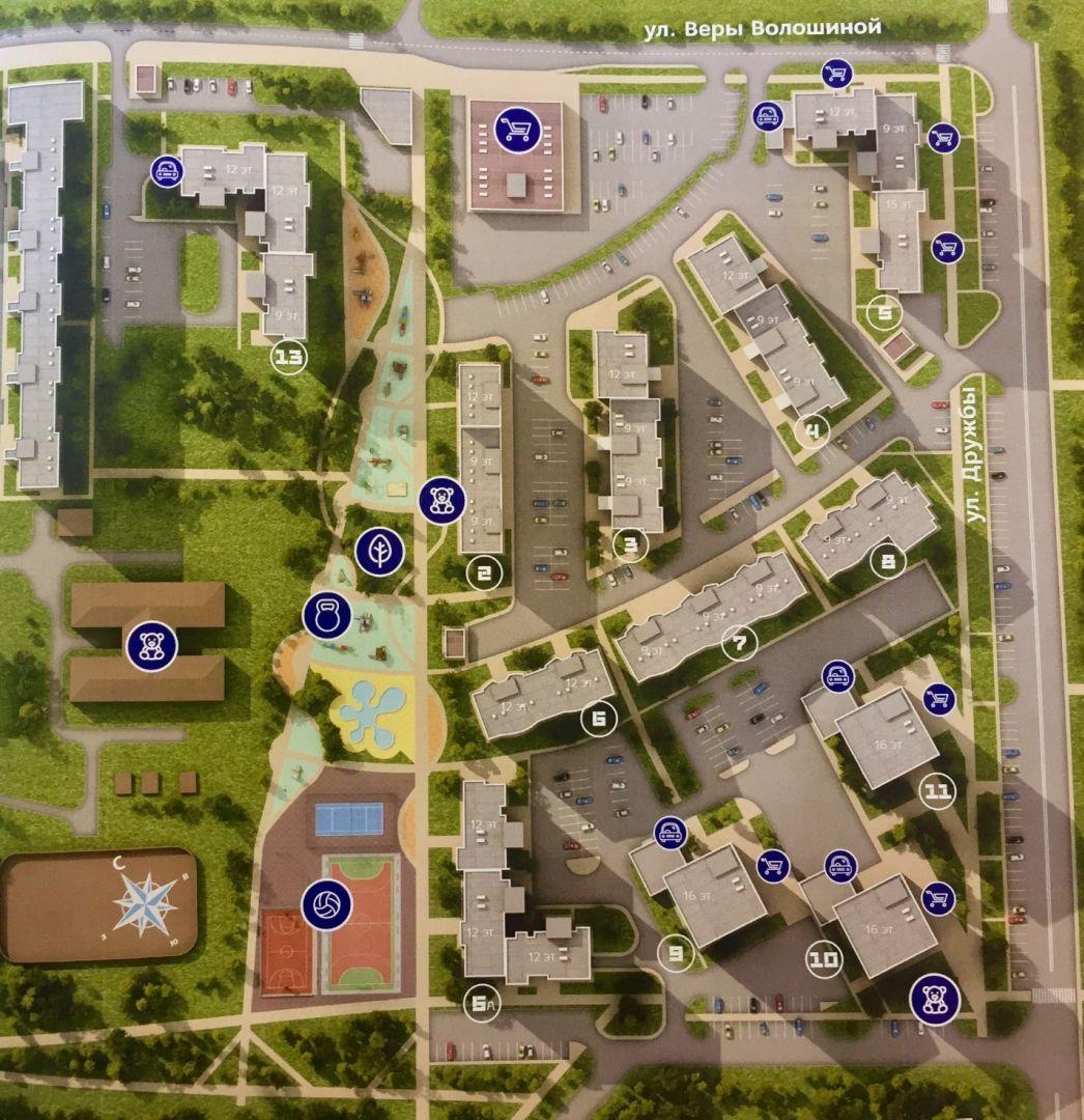 Вобластной столице будет застроен жилой квартал наместе пустыря