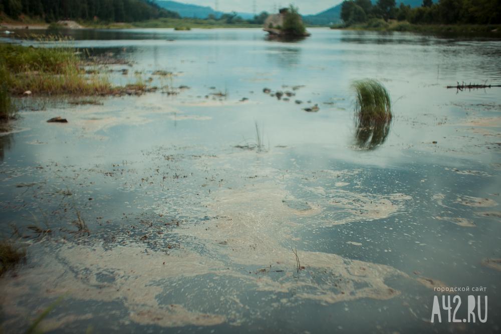 Ряд учреждений Кузбасса вынудили построить имодернизировать очистные здания из-за загрязнения рек