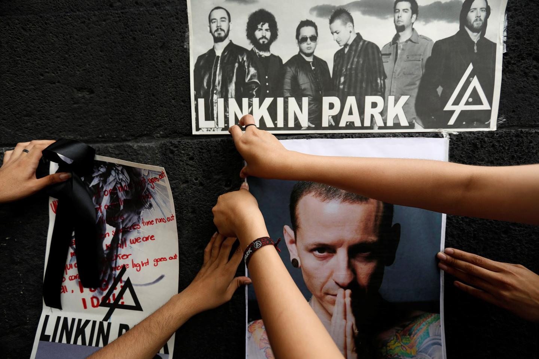 Скончался солист группы Linkin Park Честер Беннингтон