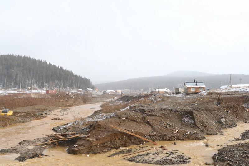 Среди погибших в затопленном поселке есть и старатели из Хакасии