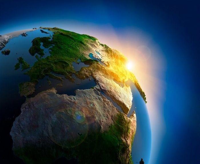 Роскосмос создаст цифровую модель Земли