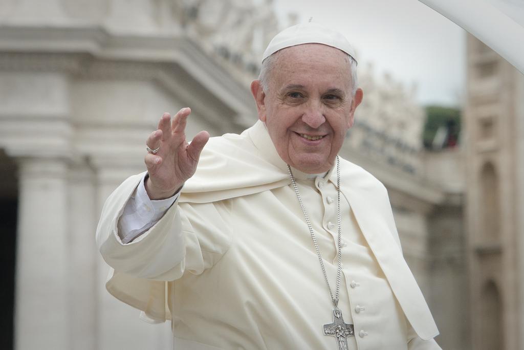 Европа может умереть— Папа Римский