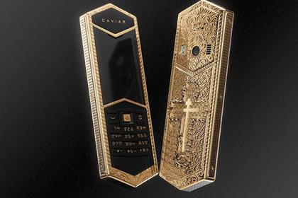 Caviar выпустила русский православный телефон