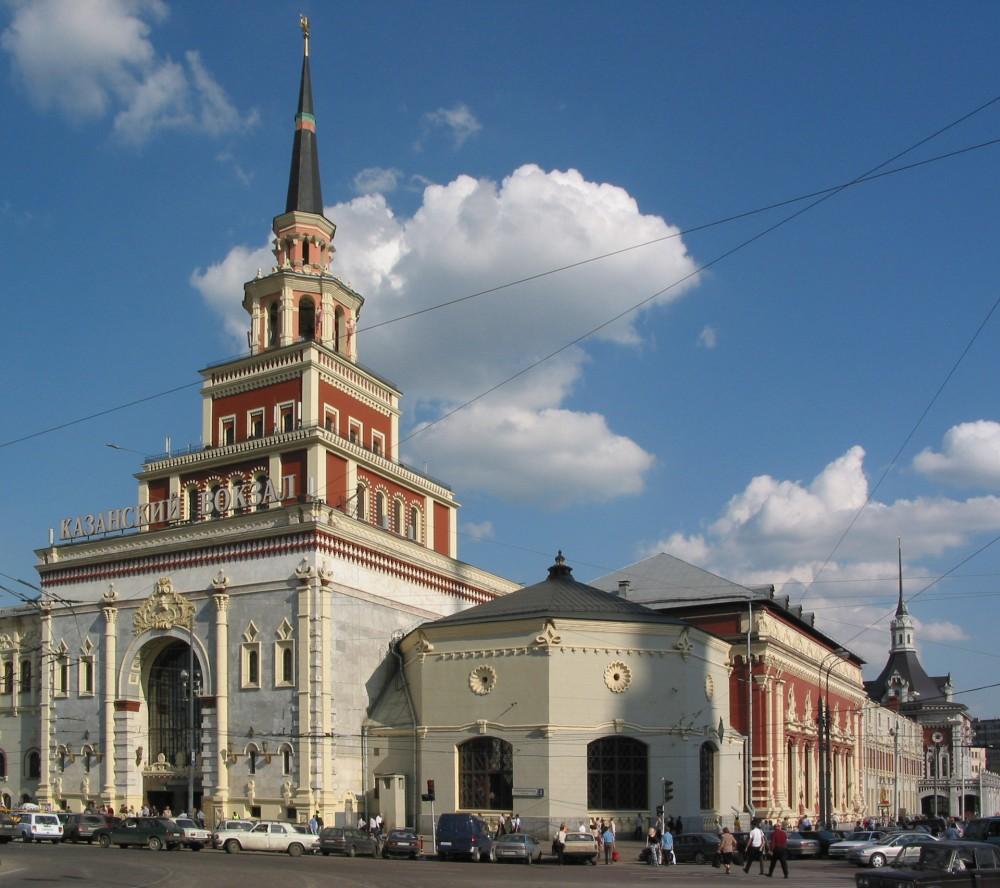 Бездомные смогут проголосовать на выборах на Казанском вокзале в Москве