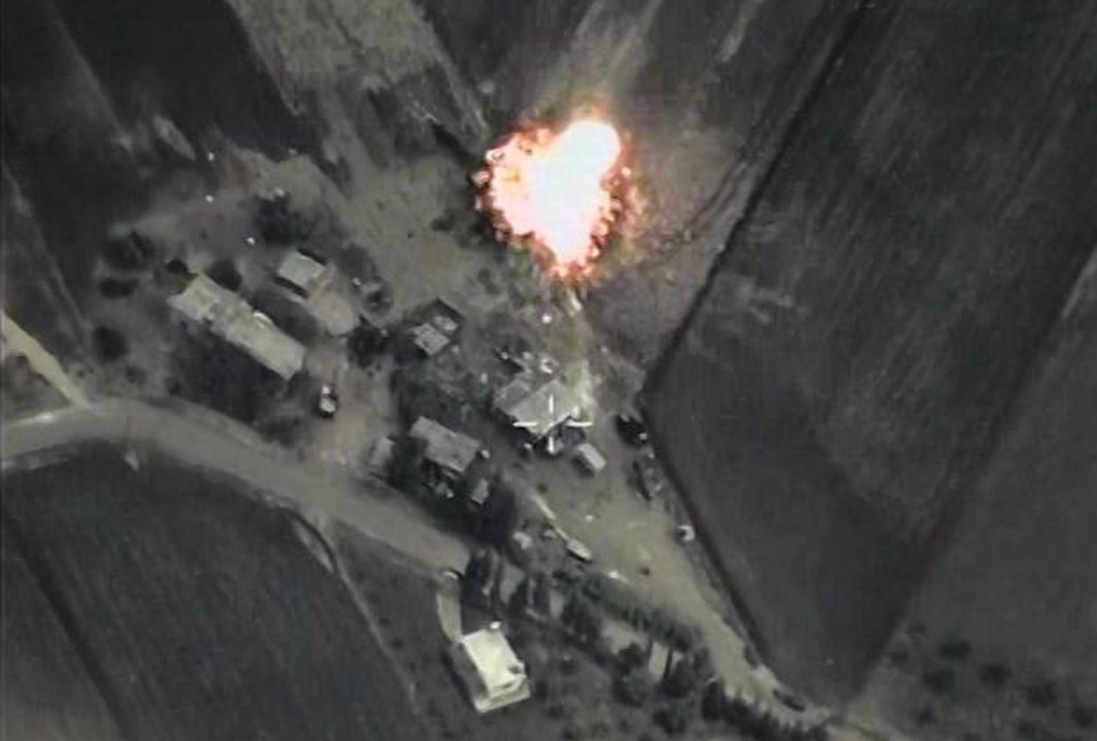 Курды говорили о 9-ти погибших в итоге бомбардировок состороны ВВС Турции