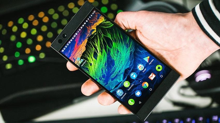 Игровой Razer Phone 2 наSnapdragon 845 представят 10октября
