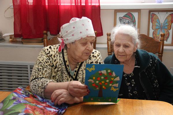 Воспитательная работа в доме престарелых пансионат лотос для престарелых владивосток