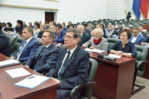 Власти Кузбасса изменили характеристики областного бюджета на 2017г