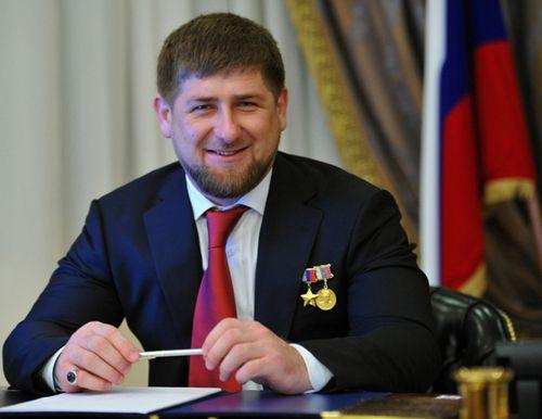 Кадыров поведал оподдержке состороны пользователей социальных сетей