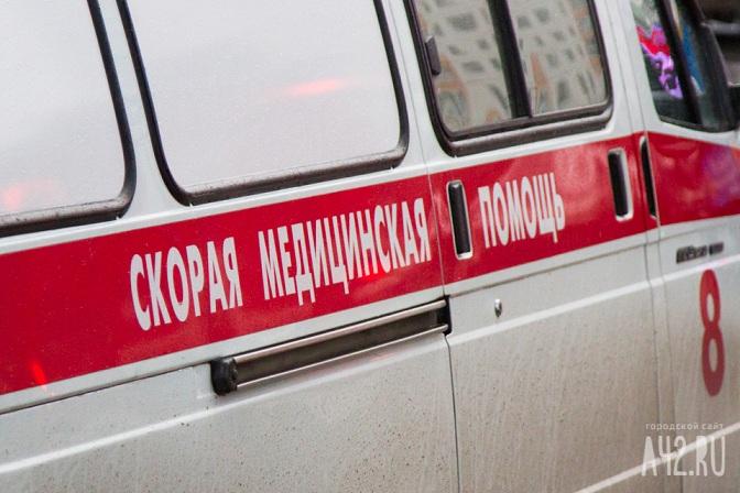 Встрашном ДТП накузбасской трассе погибла семилетняя девочка