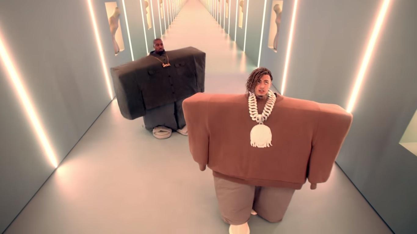 Видео Уэста иLil Pump установило рекорд попросмотрам наYouTube