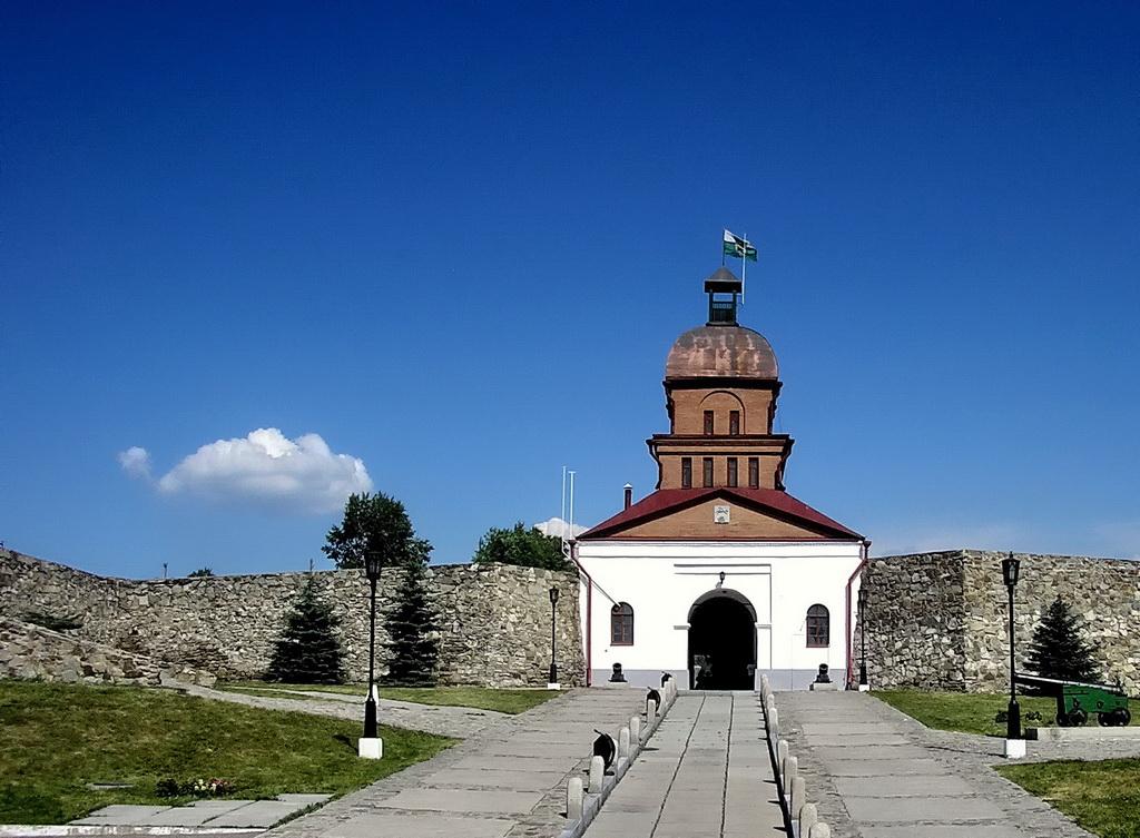 В «Кузнецкой крепости» воссоздадут сражение XVII века