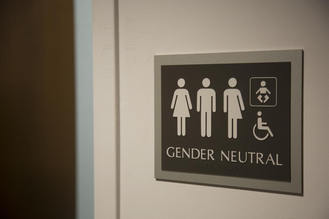 Туалеты для унисекс студентов появились вОксфорде