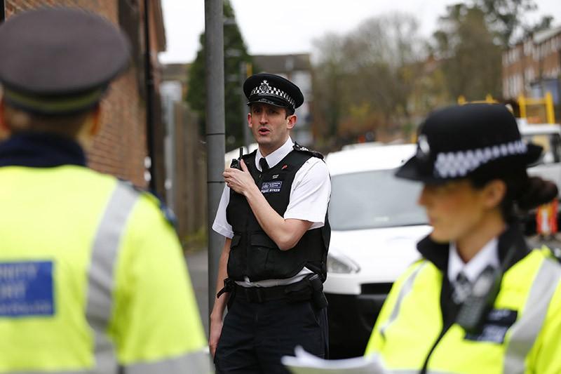Британская милиция предотвратила теракт встолице Англии