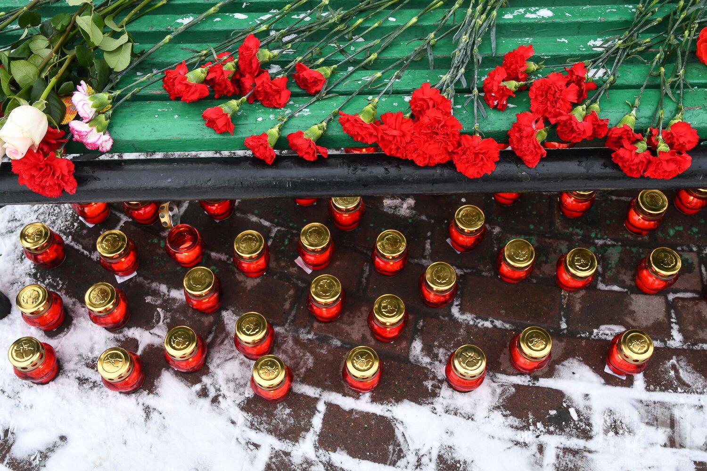 Пучков опроверг слухи осотнях погибших впожаре  вКемерове