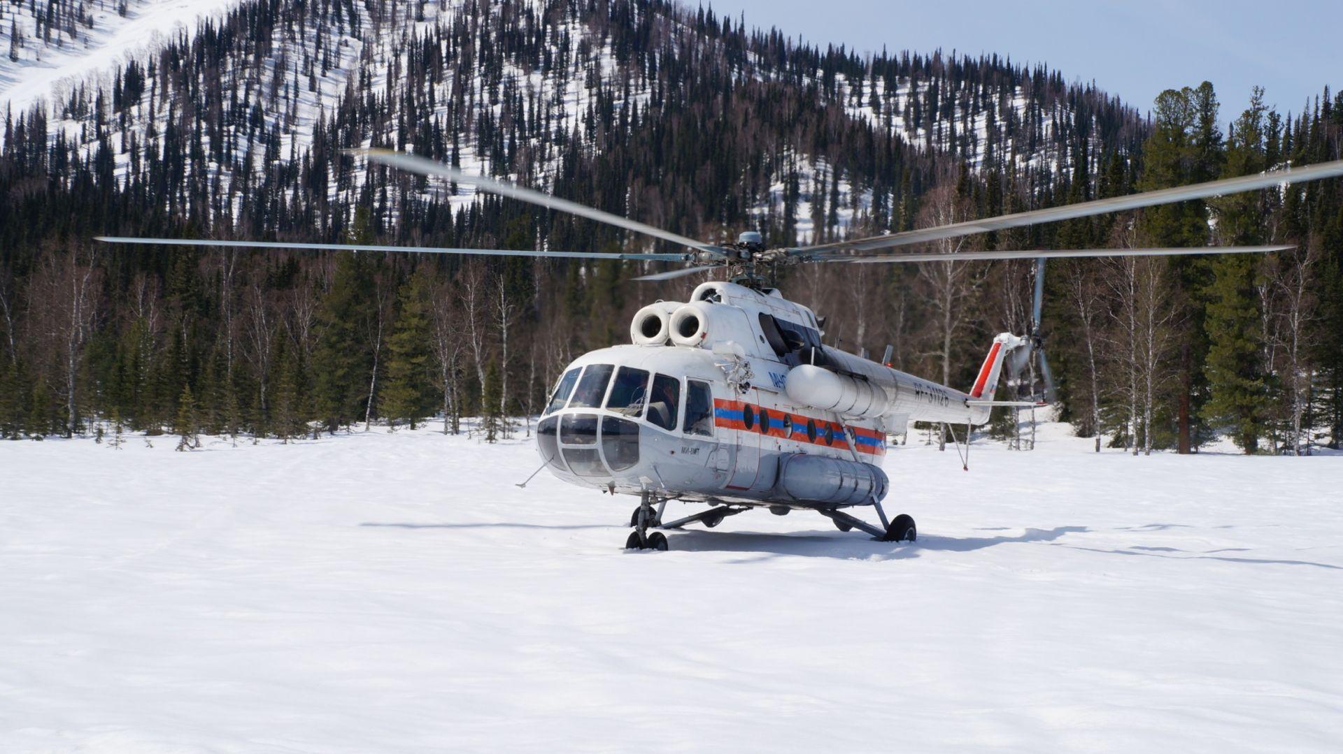Вертолёт МЧС изсоседнего региона будет контролировать паводок вНовокузнецке