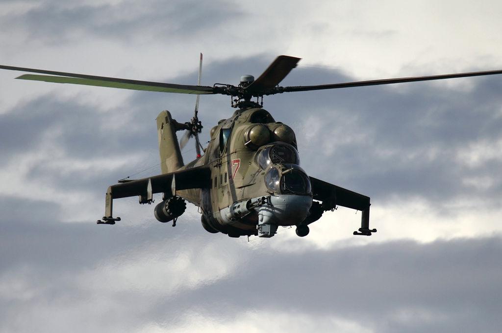 Экипажи «Терминаторов» отработали задачи повысадке штурмовых групп спецназа наюгеРФ