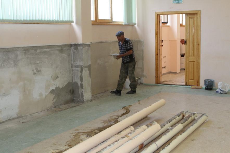 Наремонт кемеровских детсадов ишкол направили неменее 100 млн руб.