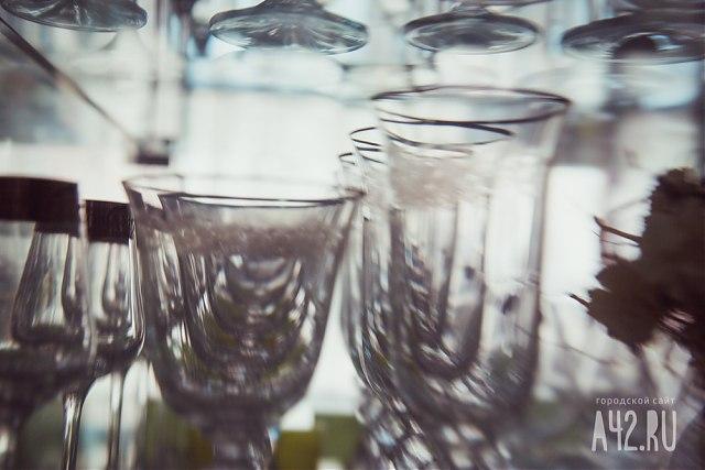 ВКемерове магазинам рекомендовали не торговать спирт 25мая