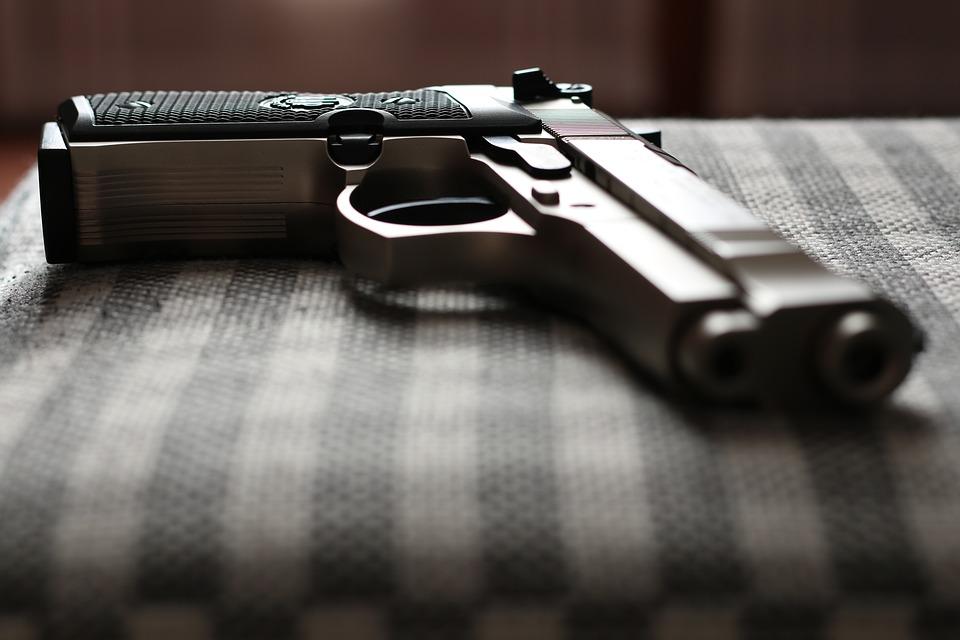 Осенью будет готов законодательный проект овладении оружием— Пашинский