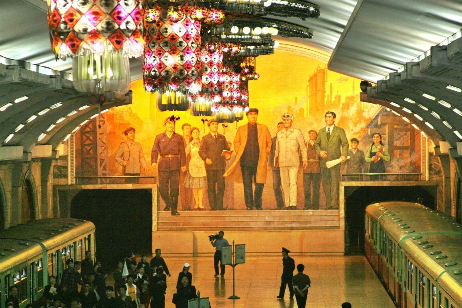 Вметро Пекина пустили первые беспилотные поезда