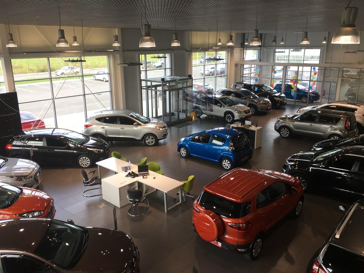 Автосалоны москвы вторичный рынок кредит под залог птс зеленоград