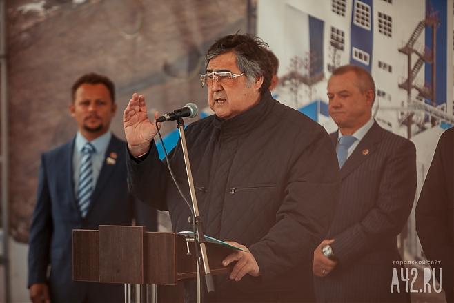 Аман Тулеев прокомментировал массовую эвакуацию вКемерове