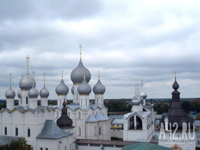 Псковская область вошла в первую десятку регионов России для паломнического туризма