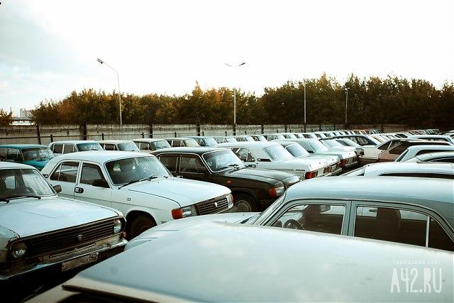 Кузбасс замыкает топ-20 регионов попродаже новых авто