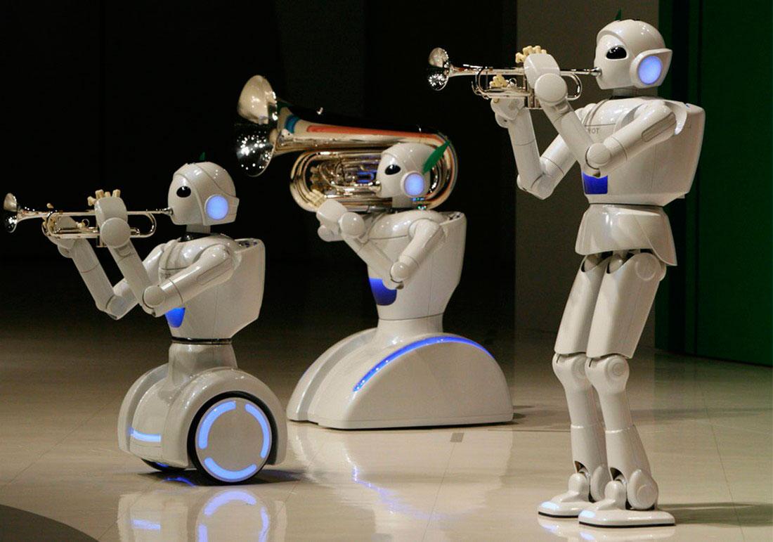 ВКитайской народной республике появился городок достижений искусственного интеллекта