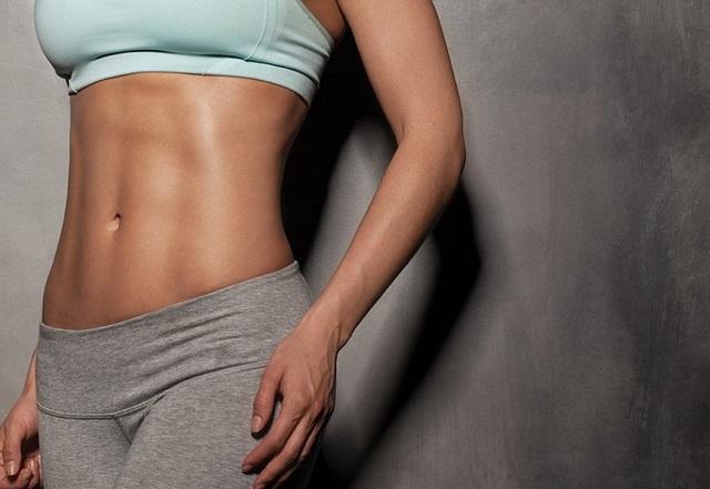 Плоский живот. Как сделать живот плоским за неделю | твой фитнес.