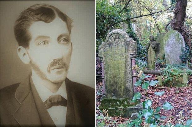 Ученые отыскали могилу предполагаемого Джека Потрошителя