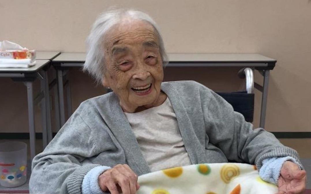 Старейшая жительница Земли Тие Мияко скончалась на118-м году жизни