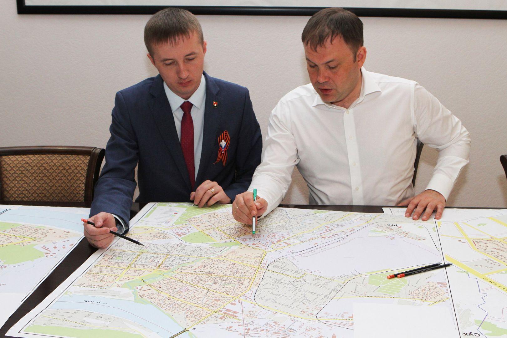 Власти Кемерова опубликовали схемы ремонта дворов в 2017