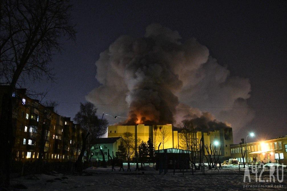 Работник МЧС навал вероятную причину возгорания вкемеровскомТЦ