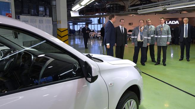 Отечественный АвтоВАЗ сообщил о новой модели, которая будет представлена уже в следующем году на ММАС — 2018