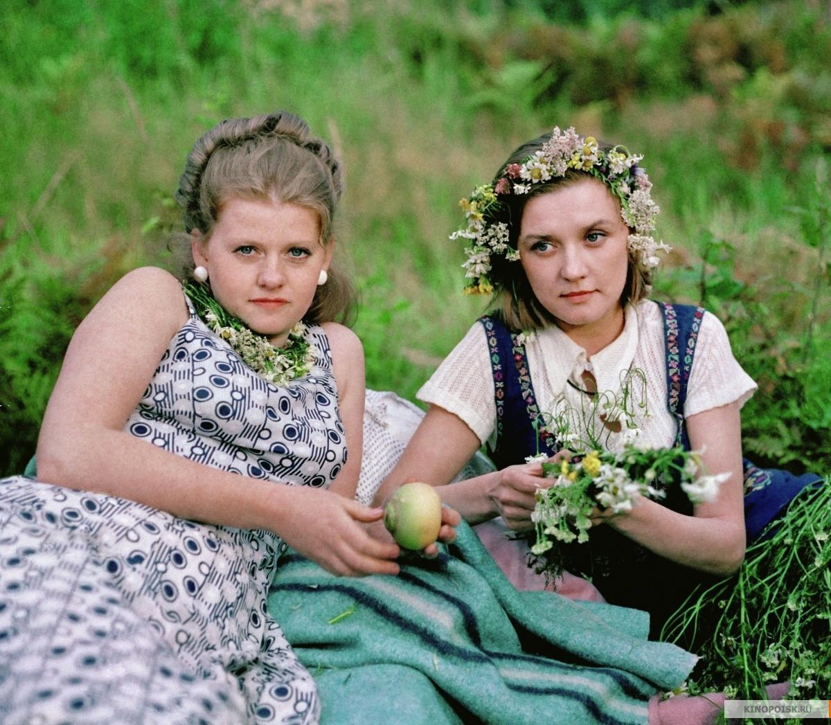 Граждане  РФ  назвали лучшие фильмы о симпатии