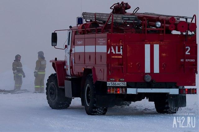 ВПрокопьевске ночью горел автомобиль «ВАЗ»