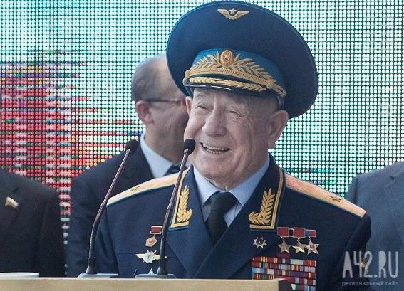Путин подчеркнул вклад Леонова висторию освоения космоса